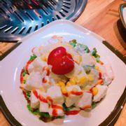 Salad hoa quả ngon điên đảo