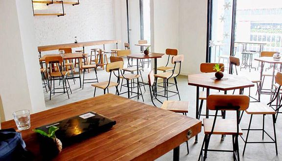 The Maker Concept Cafe ở Quận 1, TP  HCM | Foody vn