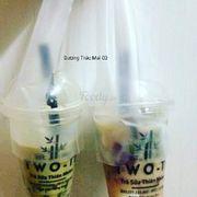 Trà Sữa Thiên Nhiên + Trà sữa Phúc Bồn Tử
