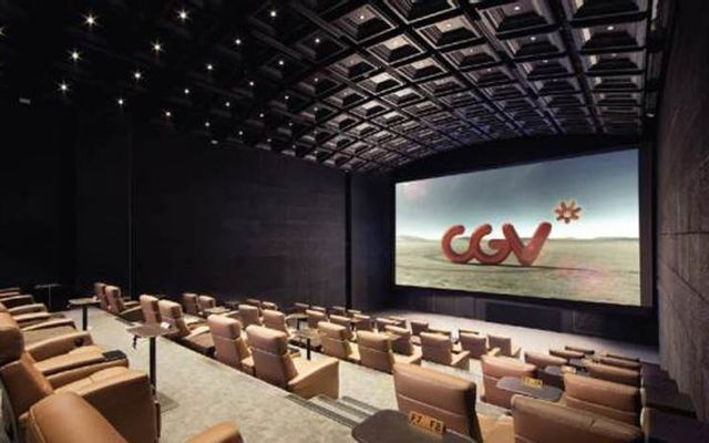 CGV Cinemas - Pearl Plaza