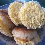 Bánh căn trứng cút, trứng gà
