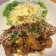 gà nướng teriyaki