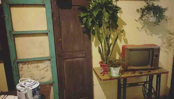 Cafe Biệt Thự Cửa Sổ P6