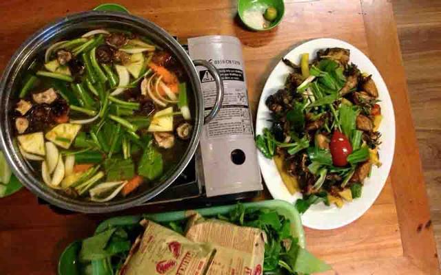 Lẩu Chịch - Quang Trung