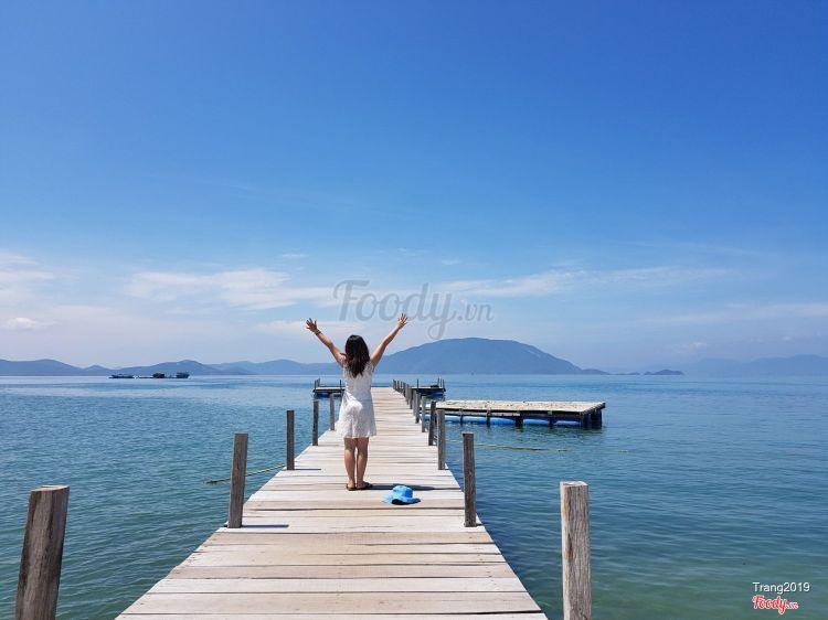 Đảo Điệp Sơn ở Khánh Hoà