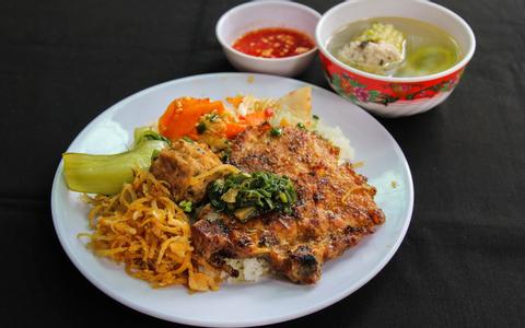 Cơm Tấm Sài Gòn Hồng Phúc - Phan Bôi