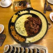 thịt nướng phomai