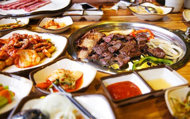 Gogi House - Nướng Hàn Quốc - Vincom Long Xuyên