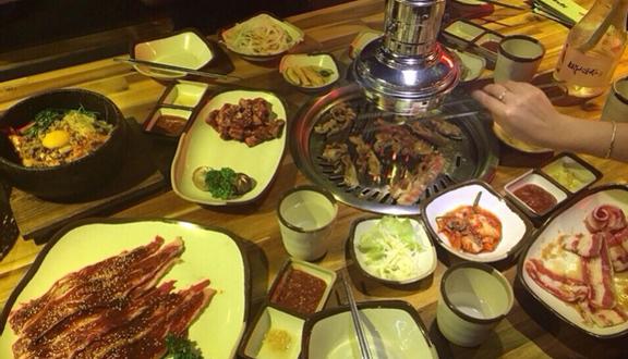 Gogi House - Quán Nướng Hàn Quốc - AEON Mall Tân Phú
