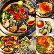 Tổng hợp các món mình ăn, kết nhất là mực với ốc, thịt tạm, sò lông không tươi