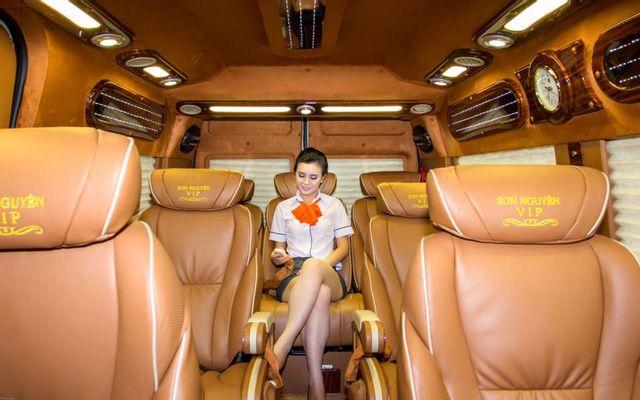 Xe Khách Sơn Nguyên Limousine