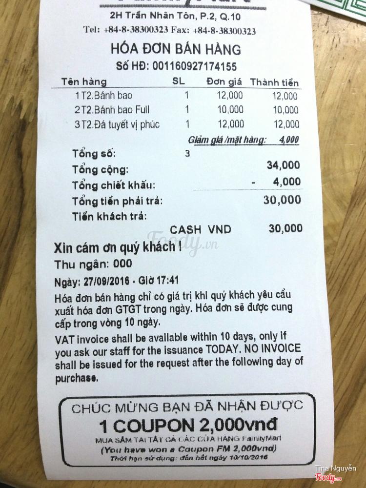 Family Mart - Trần Nhân Tôn ở TP. HCM