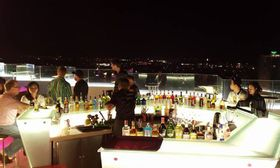 Above Sky Bar - Liberty Central Nha Trang Hotel