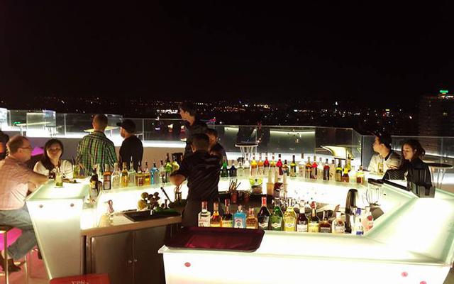 Above Sky Bar - Liberty Central Nha Trang Hotel