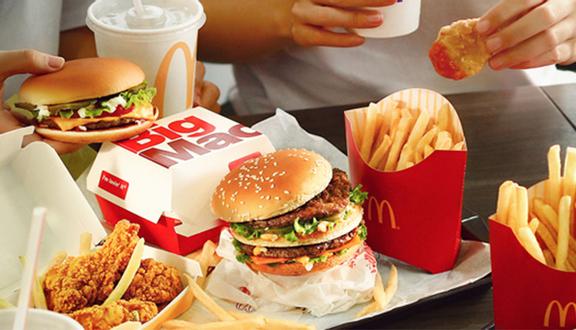 McDonald's Vincom Masteri