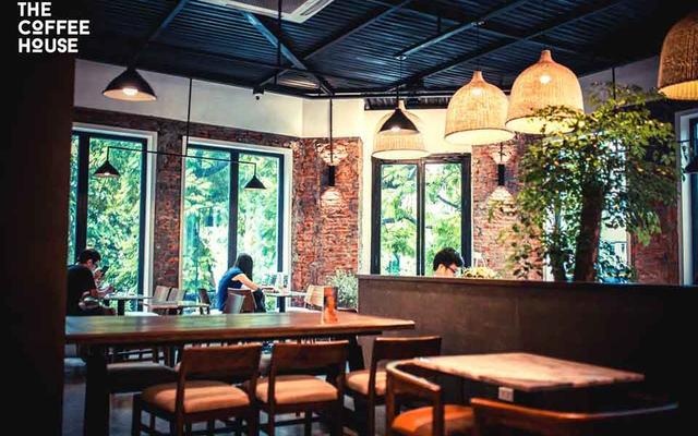 The Coffee House - Kim Mã