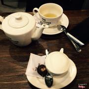 Herbal tea * espresso macchiato