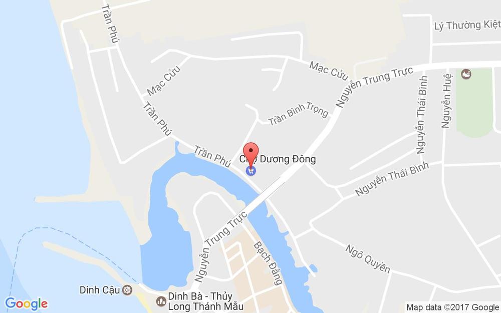 Vị trí bản đồ Hồng Tươi - Đặc Sản Phú Quốc ở Phú Quốc