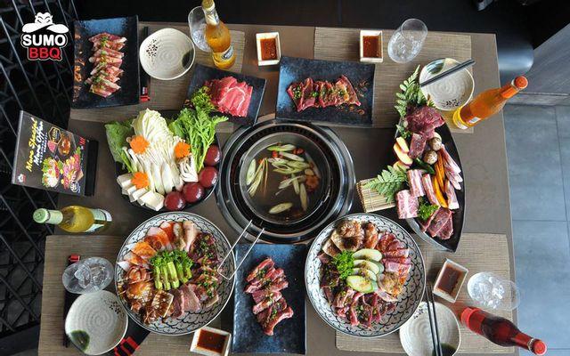 Sumo BBQ - Vincom Mega Mall Thảo Điền - Buffet Nướng & Lẩu