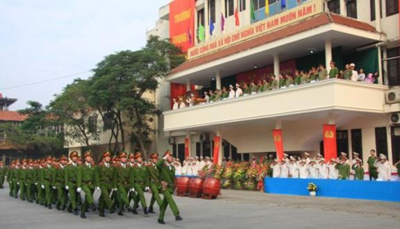 CĐ An Ninh Nhân Dân - Đồng Mốc