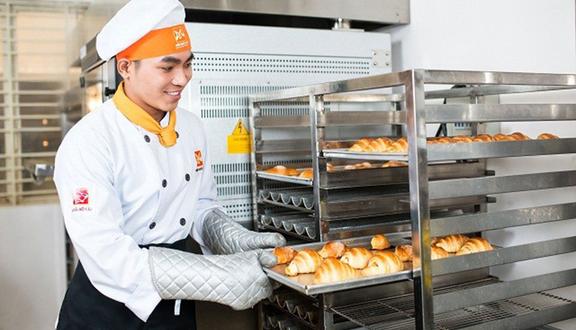 Hướng Nghiệp Á Âu - Trường Dạy Làm Bánh