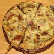 Pizza Kat - 79k có phủ thêm phômai