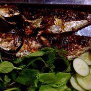 Cá Sòng Nướng Muối Ớt!  So so Yummy