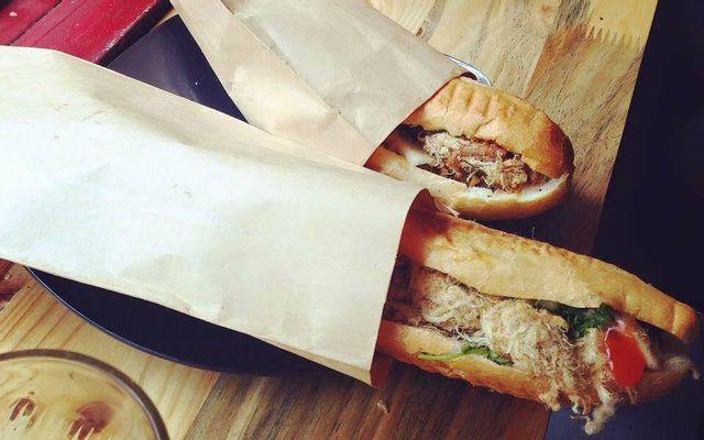Bánh Mì Bách - Huỳnh Thúc Kháng