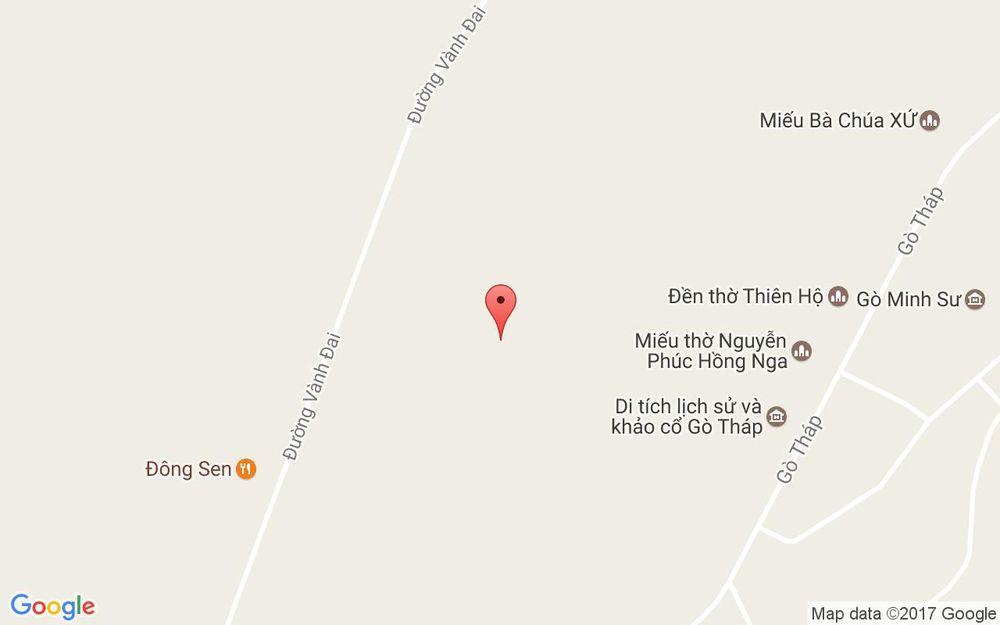 Vị trí bản đồ Khu Du Lịch Sinh Thái 9 Theo ở Đồng Tháp