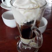 Cà phê sữa kem