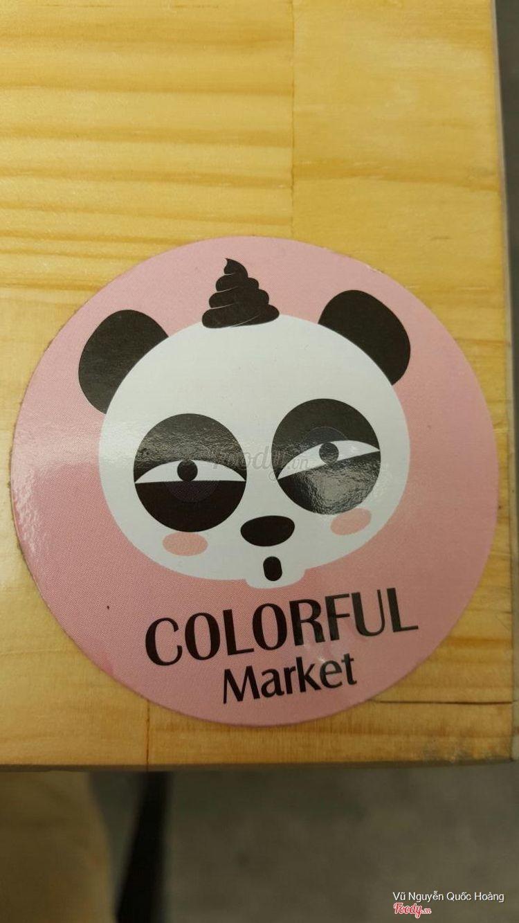 Colorful Market ở TP. HCM