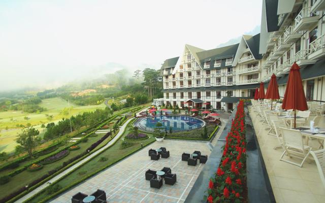 Swiss - Bel Resort Tuyen Lam Dalat