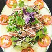 Salad bò dầu dấm