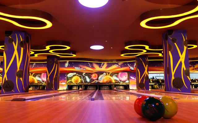 Trung Tâm Game & Bowling - Vincom Thủ Đức