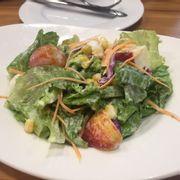 Salad- combo pizza chicago