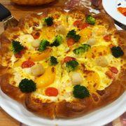 pizza nhiệt đới