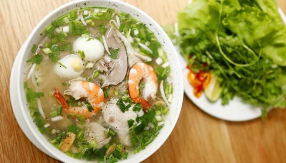 Hủ Tiếu Nam Vang - Phan Tứ