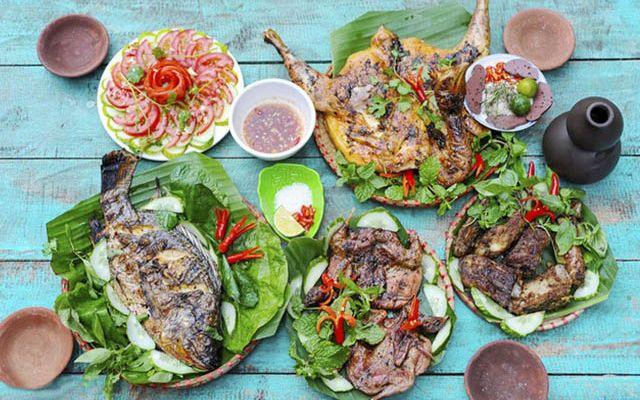 Long Sơn - Các Món Ăn Đồng Quê