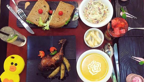 Healthy Corner Cafe & Bakery - Đào Tấn