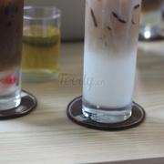 Bạc xỉu và cappuccino đá