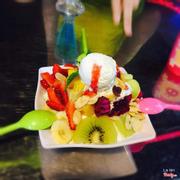 Pat Bingsu trái cây