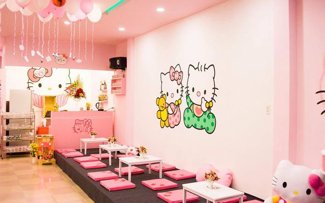 Hello Kitty Coffee House Nha Trang