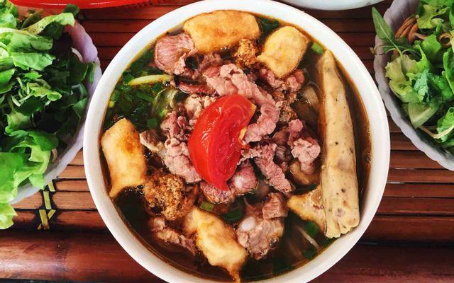 Bún Riêu Sườn Sụn - Nguyễn Du