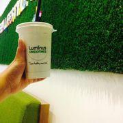 Thảm cỏ xanh trên tường nhìn rất dễ chịu