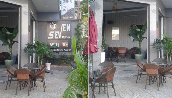 Seven Coffee - Đường Số 41