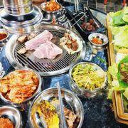 nướng Hàn Quốc