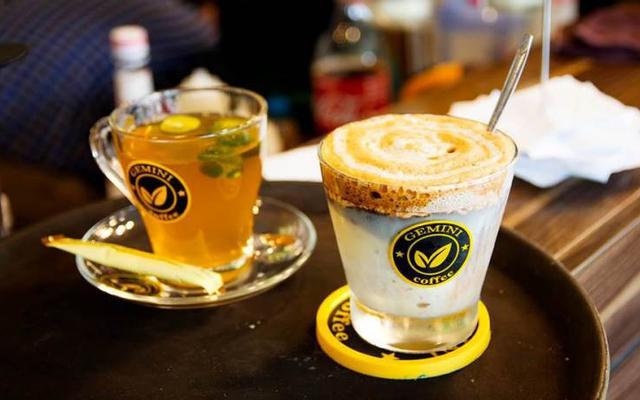 Gemini Coffee - Phạm Huy Thông