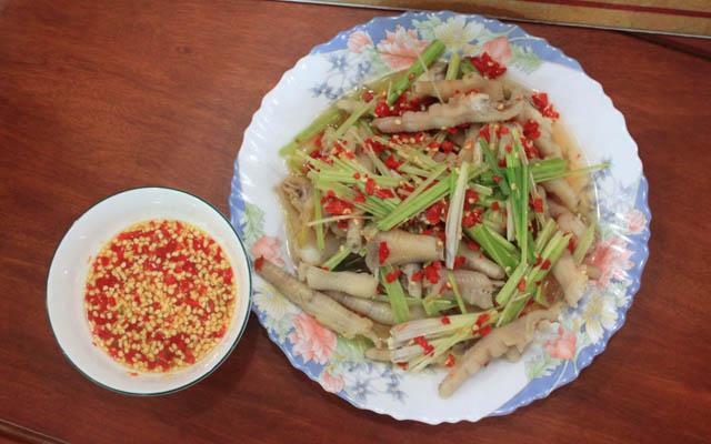 Chân Gà Sả Ớt Kai Nguyễn - Shop Online