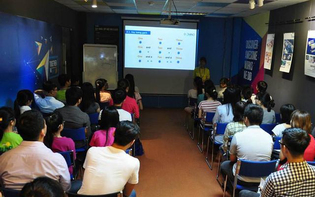 Domino English School - Ngõ Chùa Nền