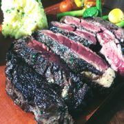 Steak bò nướng